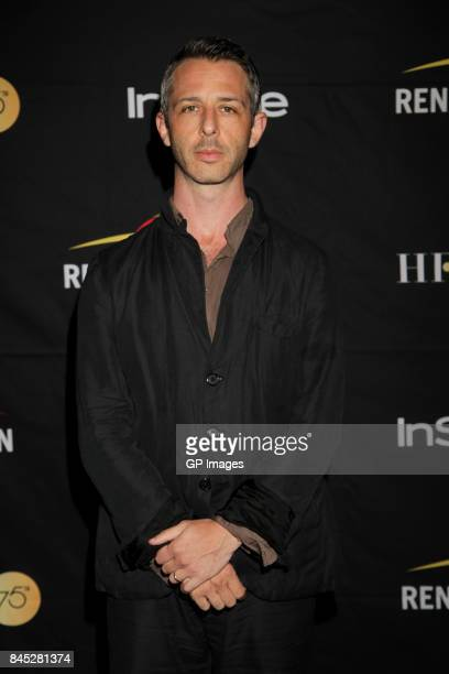 Jeremy Strong attends The Hollywood Foreign Press Association and InStyle's annual celebrations of the 2017 Toronto International Film Festival at...