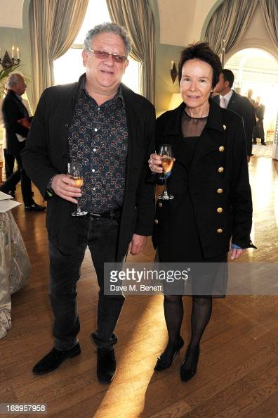 Jeremy Thomas and Vivien Coughman attend the annual Finch's Quarterly Review Filmmakers Dinner hosted by Charles Finch Caroline Scheufele and Nick...