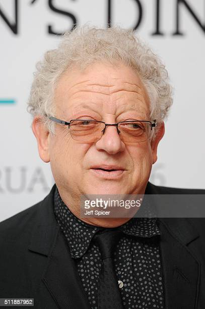 Jeremy Thomas arrives at the BFI Chairman's Dinner at The Corinthia Hotel on February 23 2016 in London England