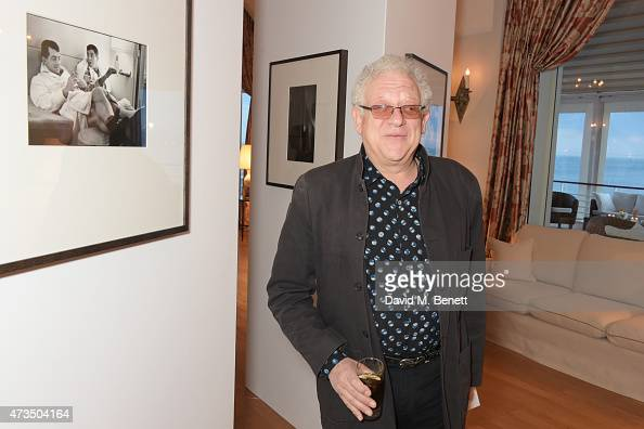 Jeremy Thomas attends as Charles Finch hosts his annual Filmmakers Dinner and photographic exhibition in celebration of 'The Art Of Behind The...
