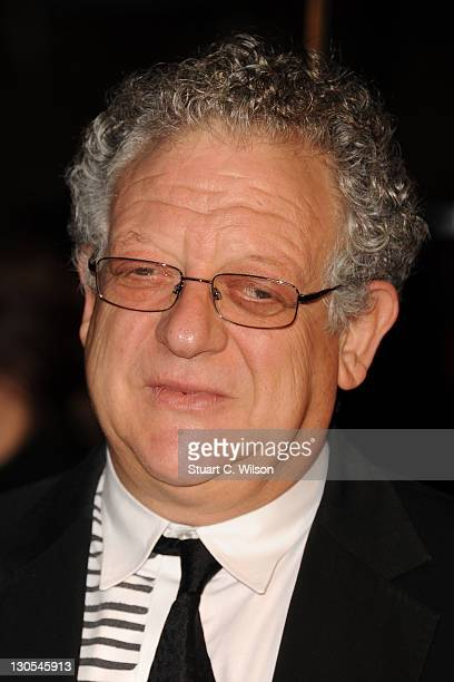 Jeremy Thomas attends the awards for The 55th BFI London Film Festival at LSO St Lukes on October 26 2011 in London England