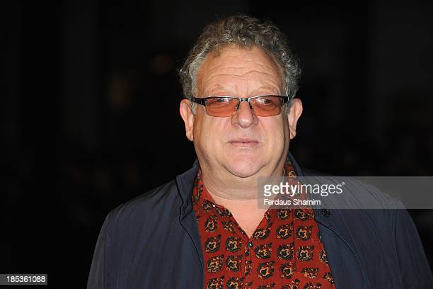 Jeremy Thomas attends the Cult Gala In Association With Sight Sounds of 'Only Lovers Left Alive' during the 57th BFI London Film Festival at Odeon...