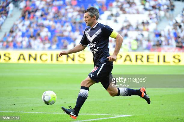Jeremy Toulalan of Bordeaux during the Ligue 1 match between Olympique Lyonnais and FC Girondins de Bordeaux at Groupama Stadium on August 19 2017 in...