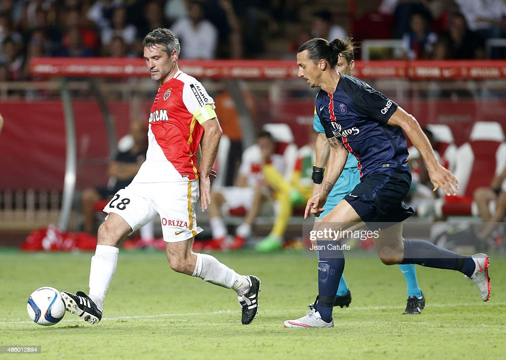 AS Monaco v Paris Saint-Germain - Ligue 1