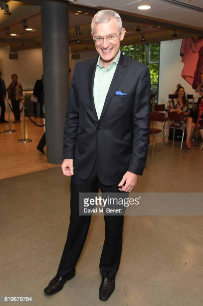 Jeremy Vine attends the press night performance of 'Tanguera' at Sadler's Wells Theatre on July 20 2017 in London England