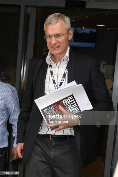 Jeremy Vine seen at BBC Radio 2 on July 21 2017 in London England