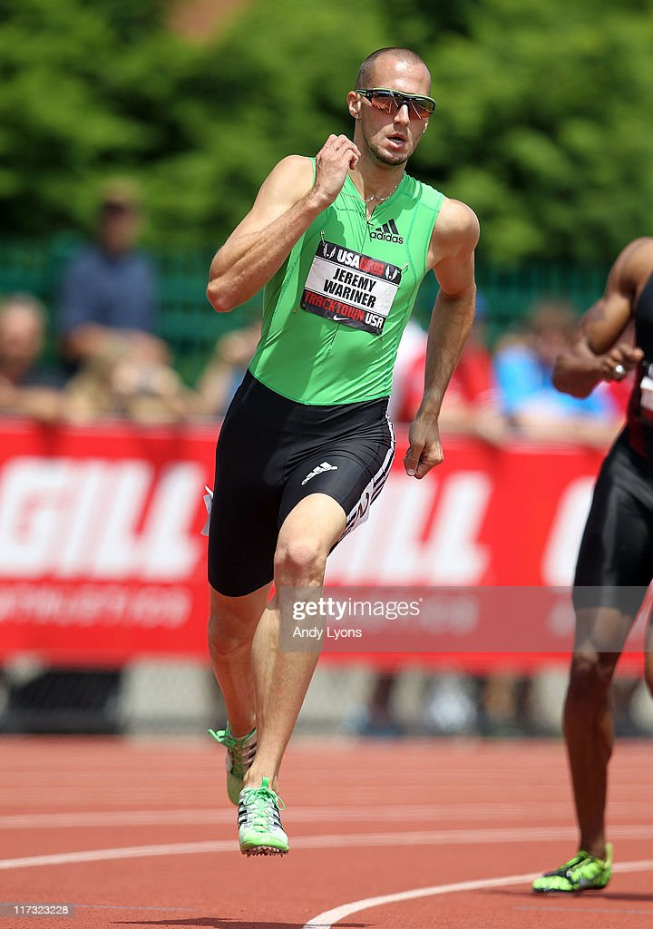 <a gi-track='captionPersonalityLinkClicked' href=/galleries/search?phrase=Jeremy+Wariner&family=editorial&specificpeople=220931 ng-click='$event.stopPropagation()'>Jeremy Wariner</a> runs in the Men's 400 meter during the 2011 USA Outdoor Track & Field Championships at Hayward Field on June 25, 2011 in Eugene, Oregon.