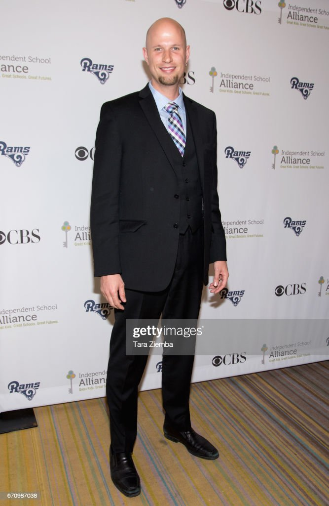 Jeremy Weinglass attends the Independent School Alliance Impact Award at the Beverly Wilshire Four Seasons Hotel on April 20, 2017 in Beverly Hills, California.