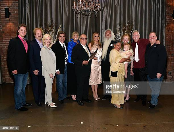 Jeremy Westby Webster Media Oak Ridge Boys' and Wives Duane Allen Nora Lee Allen Donna Sterban Richard Sterban Manager Jim Halsey Simone De Staley...