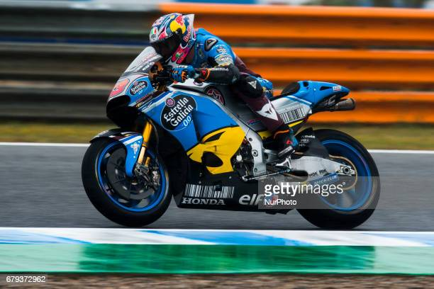 Jerez de la frontera SPAIN 5th of May 2017 Gran Premio Red Bull of Spain Free practice JACK MILLER EG 00 Marc VDS HONDA