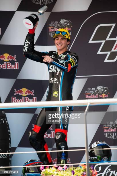 Jerez de la frontera SPAIN 7th of May 2017 Gran Premio Red Bull of Spain Francesco Bagnaia Sky Racing Team Vr46 Kalex