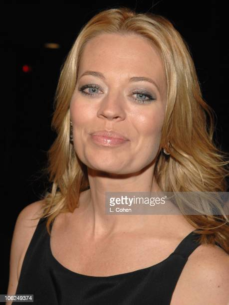 Jeri Ryan during 'Dreamgirls' Los Angeles Premiere Red Carpet at Wilshire Theater in Los Angeles California United States