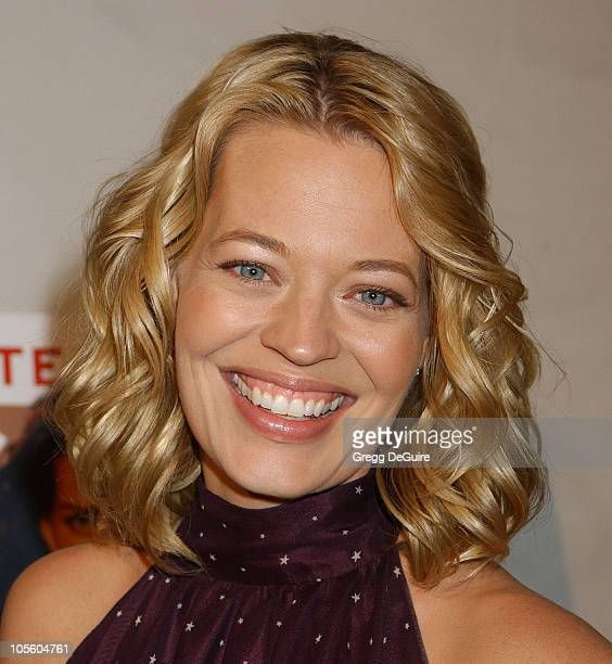 Jeri Ryan during Instyle Magazine Celebrates The Book 'Precious' By Melanie Dunea and Nigel Parry at Chateau Marmont Hotel in Los Angeles California...