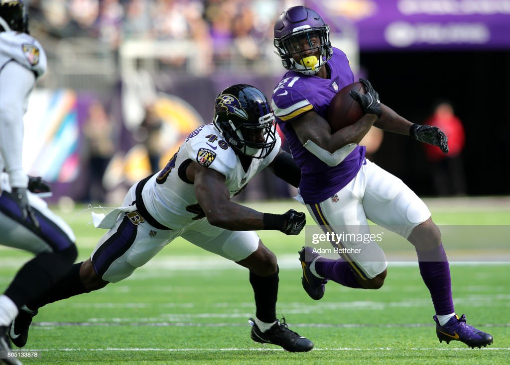 Baltimore Ravens v Minnesota Vikings