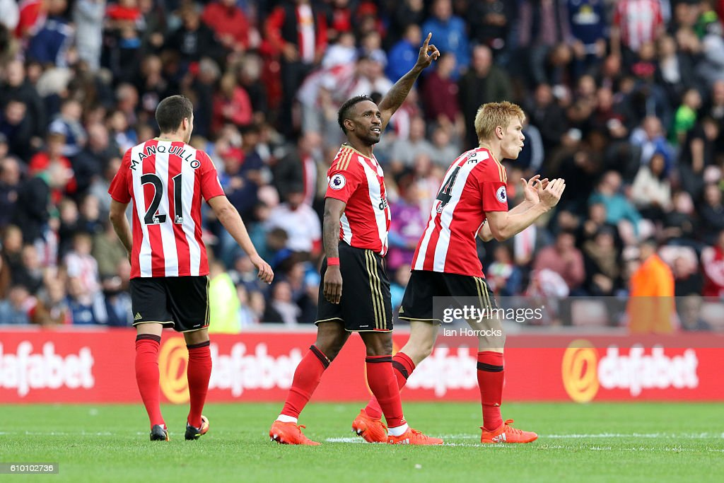 Sunderland v Crystal Palace - Premier League : News Photo