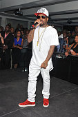 Jermain Dupri attends the 2014 BET Hip Hop Awards kickoff event at Compound on September 18 2014 in Atlanta Georgia