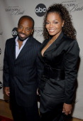 Jermaine Dupri and Janet Jackson during 2006 Oprah Winfrey's Legends Ball at JP Morgan Library and Museum in New York City New York United States