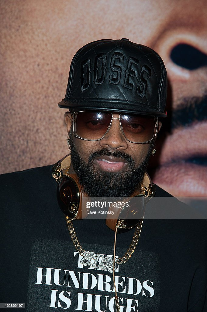 <a gi-track='captionPersonalityLinkClicked' href=/galleries/search?phrase=Jermaine+Dupri&family=editorial&specificpeople=201712 ng-click='$event.stopPropagation()'>Jermaine Dupri</a> attend the 'Ride Along' screening at AMC Loews Lincoln Square on January 15, 2014 in New York City.