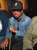 Travis Scott Hosts Amora Lounge