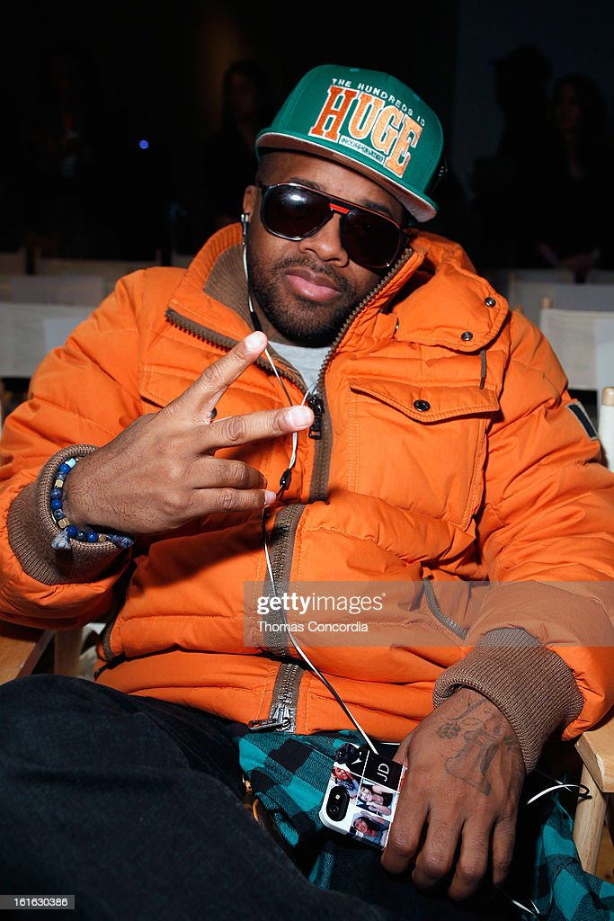 <a gi-track='captionPersonalityLinkClicked' href=/galleries/search?phrase=Jermaine+Dupri&family=editorial&specificpeople=201712 ng-click='$event.stopPropagation()'>Jermaine Dupri</a> attends Boy Meets Girl by Stacy Igel the 'Invasion Collections' Fashion Show at STYLE360 presented by Conair Fashion Pavilion on February 13, 2013 in New York City.
