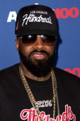 Jermaine Dupri attends the 2014 ASCAP Pop Awards held at the Lowes Hollywood Hotel on April 23 2014 in Hollywood California