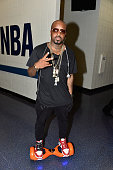 Jermaine Dupri attends the 2015 Ford Neighborhood Awards Hosted By Steve Harvey at Phillips Arena on August 8 2015 in Atlanta Georgia