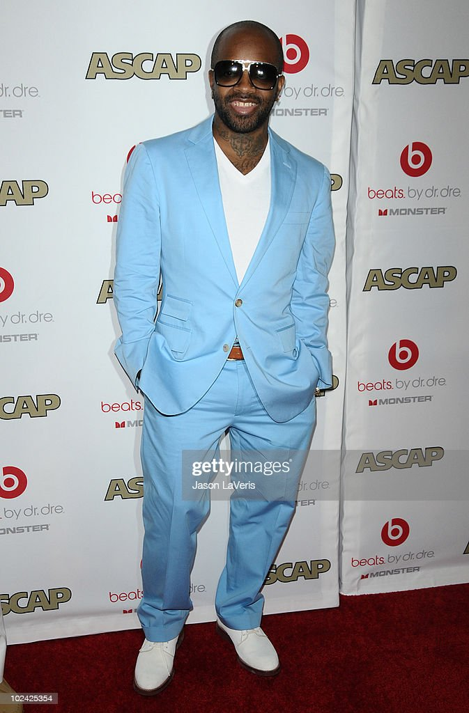 Jermaine Dupri attends the 23rd annual ASCAP Rhythm & Soul Music Awards at The Beverly Hilton hotel on June 25, 2010 in Beverly Hills, California.