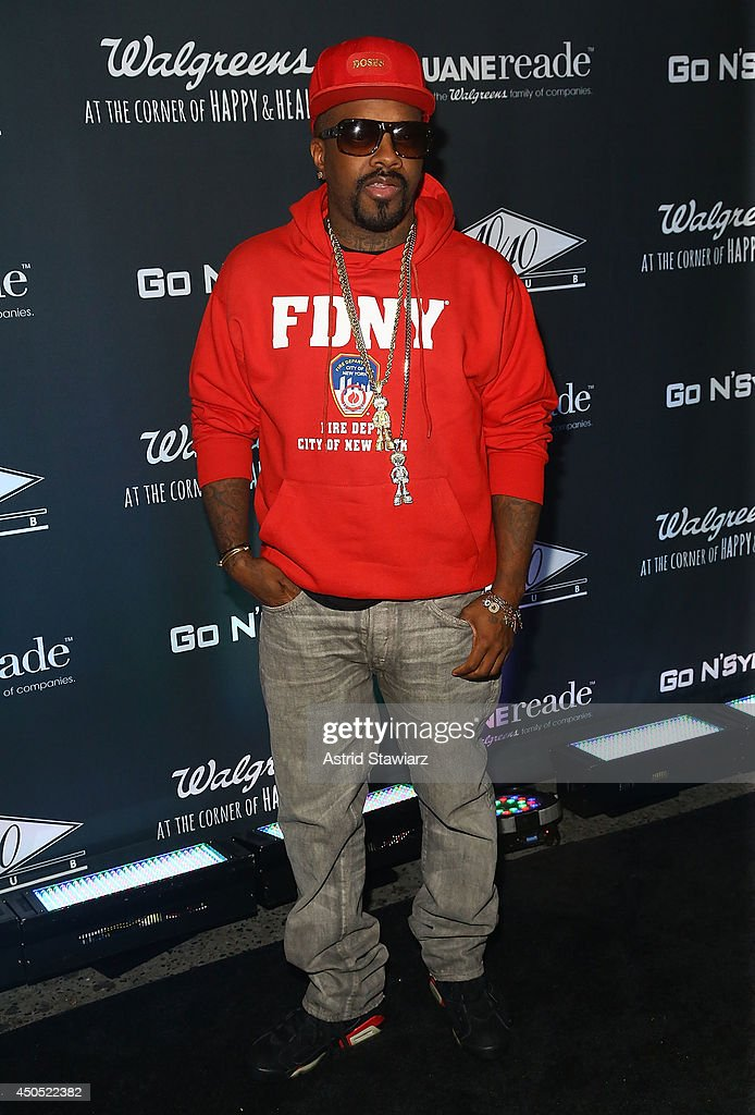 <a gi-track='captionPersonalityLinkClicked' href=/galleries/search?phrase=Jermaine+Dupri&family=editorial&specificpeople=201712 ng-click='$event.stopPropagation()'>Jermaine Dupri</a> attends the Go N'Syde 40/40 Bottle Launch Party at the 40 / 40 Club on June 12, 2014 in New York City.