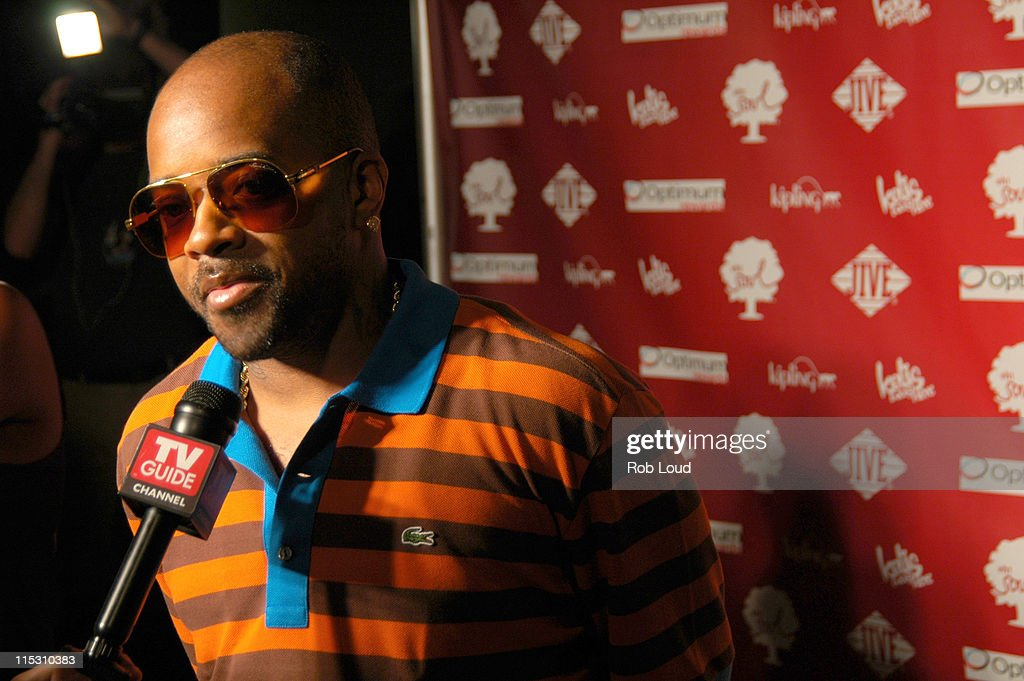 Jermaine Dupri during Kelis and VH1 Soul Present: The Summer of Soul Party at Crobar in New York City, New York, United States.