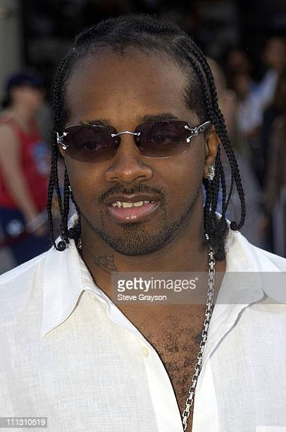 Jermaine Dupri during 'Like Mike' Premiere at Bruin Westwood in Westwood California United States
