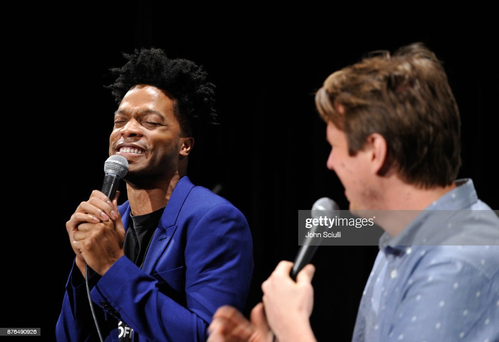 "Vulture Festival LA Presented By AT&T -  Comedians You Should & Will Know Hosted By Pete Holmes And The Cast Of HBO's ""Crashing"""