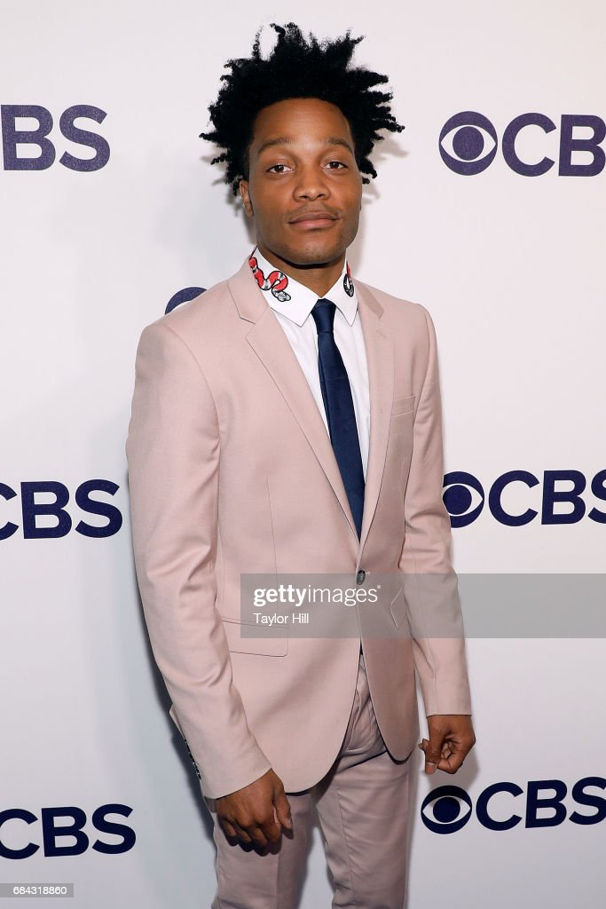 Jermaine Fowler attends the 2017 CBS Upfront at The Plaza Hotel on May 17, 2017 in New York City.