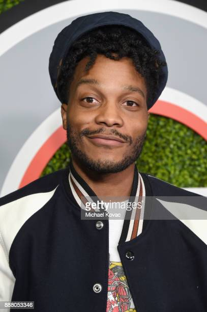Jermaine Fowler attends the 2017 GQ Men of the Year party at Chateau Marmont on December 7 2017 in Los Angeles California