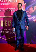 'Forever Jackson' Madrid Premiere
