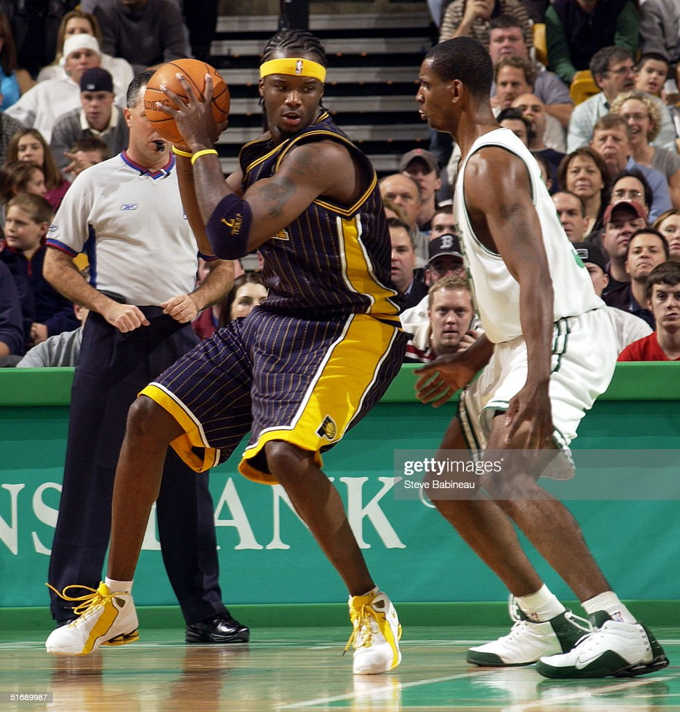 Indiana Pacers v Boston Celtics s and