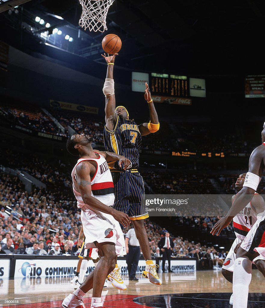 Indiana Pacers v Portland Trail Blazers s and