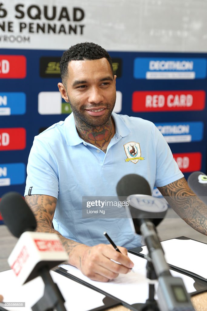 Jermaine Pennant Signs For Tampines Rovers