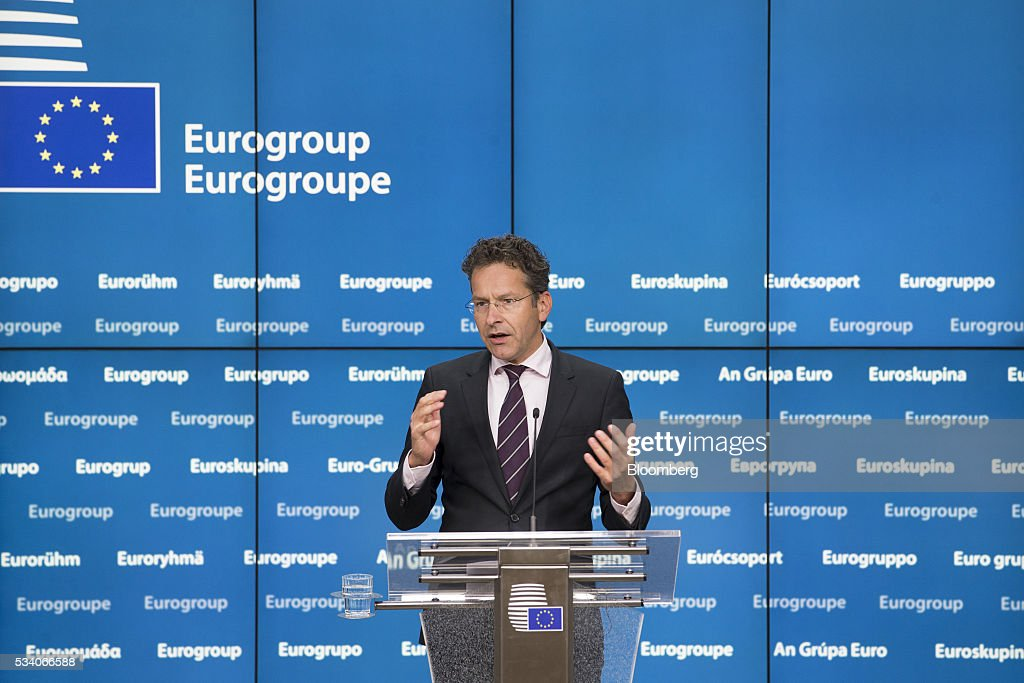 European Finance Ministers To Decide Greek Disbursement At Eurogroup Meeting