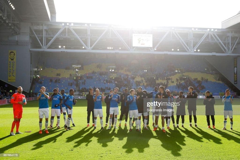 Vitesse v PSV Eindhoven - Dutch Eridivisie