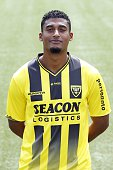 Jerold Promes during the team presentation of VVVVenlo on July 07 2016 at the Seacon stadium De Koel in Venlo The Netherlands