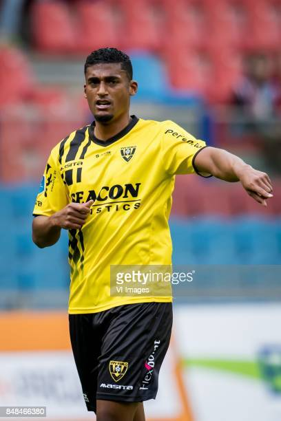 Jerold Promes of VVV during the Dutch Eredivisie match between Vitesse Arnhem and VVV Venlo at Gelredome on September 17 2017 in Arnhem The...
