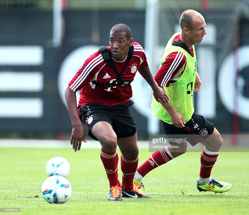 Bayern Muenchen Presents Jerome Boateng As New Player s and