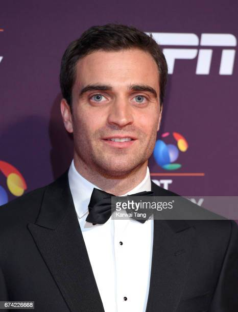 Jerome D'Ambrosio attends the BT Sport Industry Awards at Battersea Evolution on April 27 2017 in London England