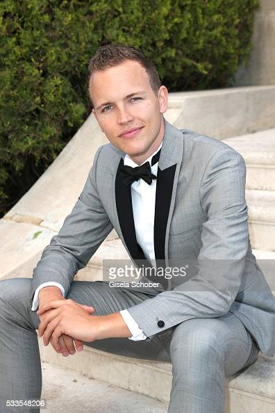 Jerome Jarre attends the amfAR's 23rd Cinema Against AIDS Gala at Hotel du CapEdenRoc on May 19 2016 in Cap d'Antibes France