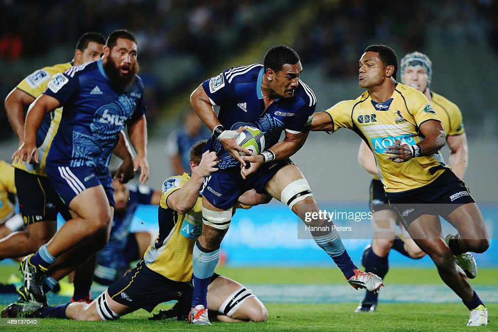 Super Rugby Rd 9 - Blues v Brumbies