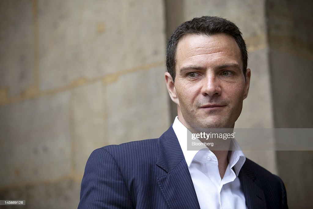 <a gi-track='captionPersonalityLinkClicked' href=/galleries/search?phrase=Jerome+Kerviel&family=editorial&specificpeople=4840386 ng-click='$event.stopPropagation()'>Jerome Kerviel</a>, the former trader at Societe Generale SA, stands outside the Paris appeals court during a break on the opening day of the trial in Paris, France, on Monday, June 4, 2012. Kerviel began his fight today against a 2010 conviction for Societe Generale SA's 4.9 billion-euro ($6.2 billion) trading loss, telling a Paris appeals court that the bank knew about his actions. Photographer: Balint Porneczi/Bloomberg via Getty Images