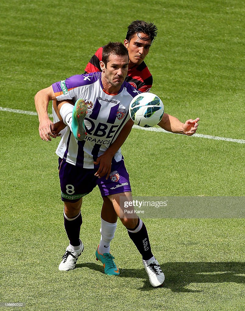 A-League Rd 7 - Perth v Western Sydney