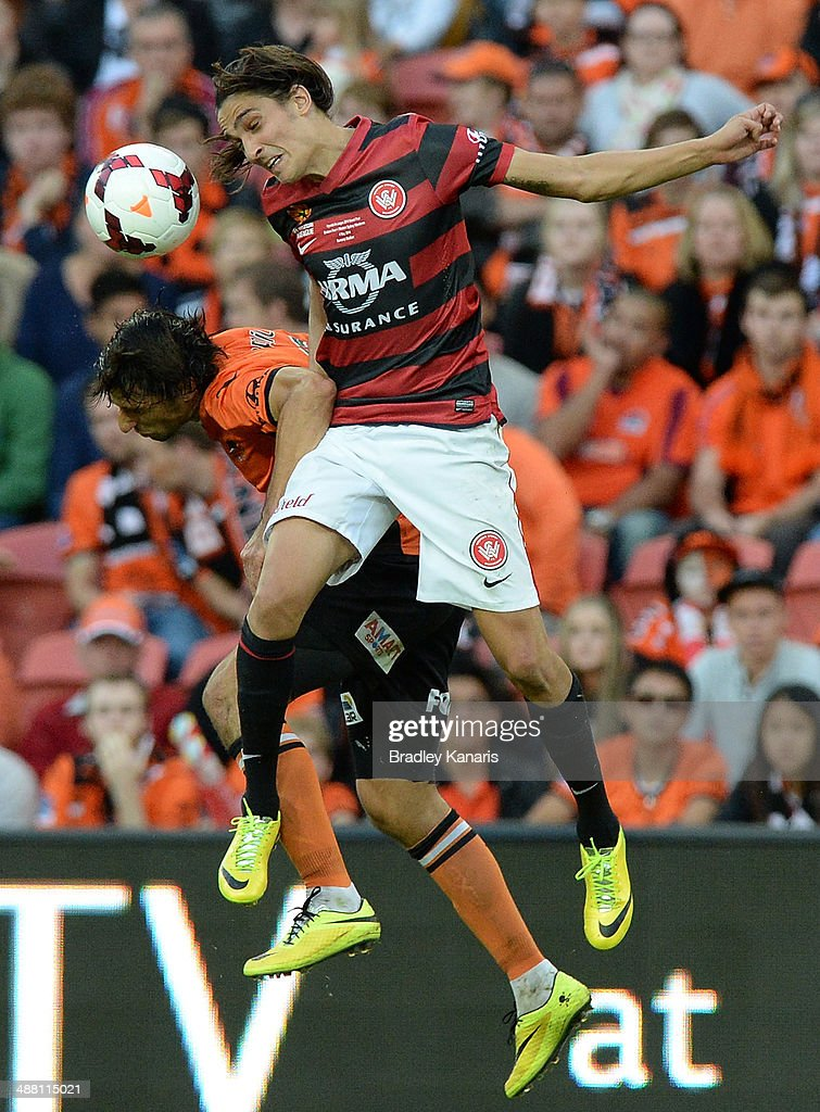 A-League Grand Final - Brisbane v Western Sydney