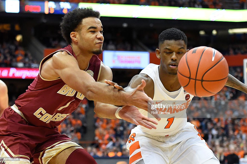 Boston College v Syracuse