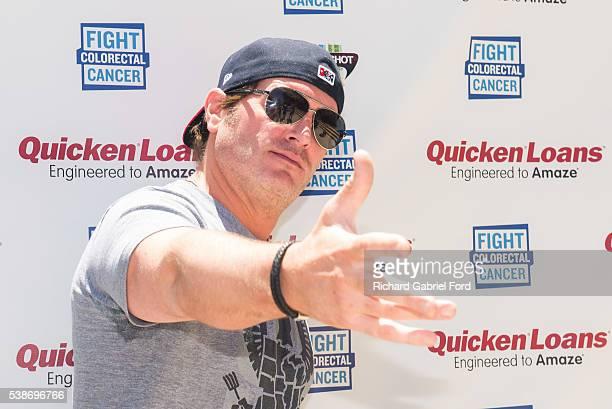Jerrod Niemann attends the Craig Campbell celebrity cornhole challange on June 7 2016 in Nashville Tennessee
